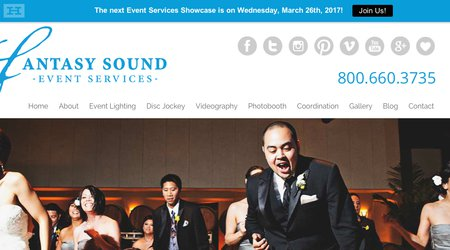Fantasy Sound Event Services