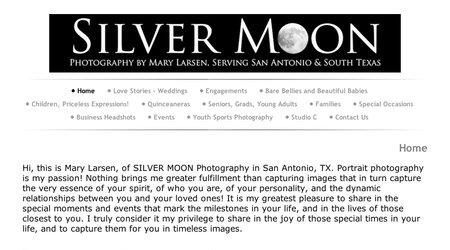 Silver Moon Photography
