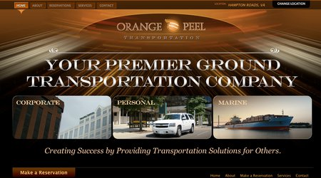 Orange Peel Transportation