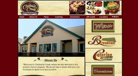 Cranberry Creek Restaurant & Catering