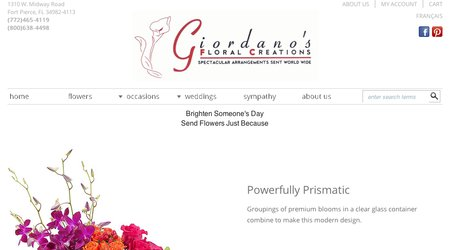 Giordano's Floral Creations