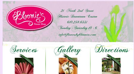 Bloomie's Flower Shop