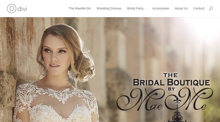 The Bridal Boutique by MaeMe