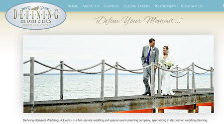Definng Moments Weddings & Events