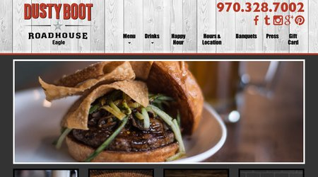 The Dusty Boot Steakhouse & Saloon