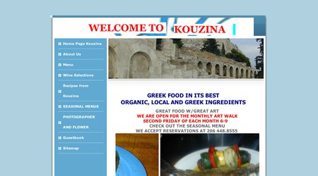 Kouzina and Zoey Catering