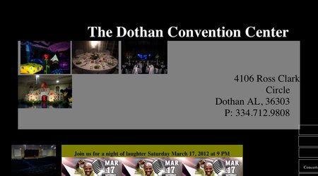The Dothan Convention Center