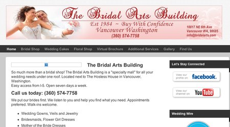 Bridal Arts Building