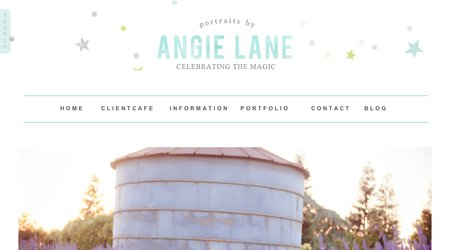Portraits by Angie Lane