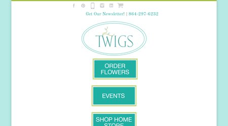 Twigs Florist at Haywood