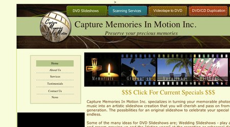 Capture Memories In Motion