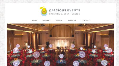 Gracious Events Catering