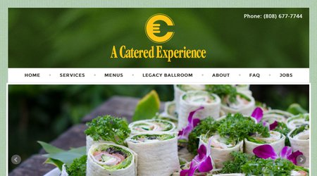 A Catered Experience