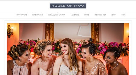 Maya Couture Bridal Salon