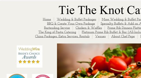 Tie The Knot Catering