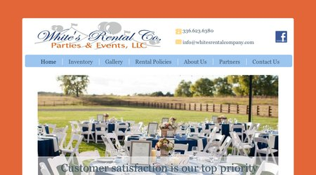 White's Rental Co. Parties & Events