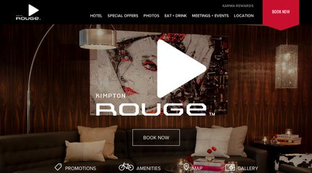 Hotel Rouge