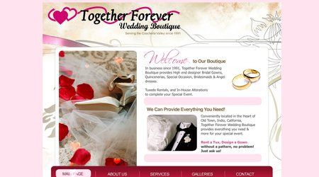 Together Forever Wedding Boutique