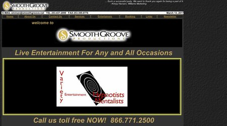 Smooth Groove Productions