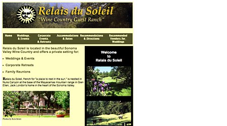 Relais du Soleil Wine Country Guest Ranch