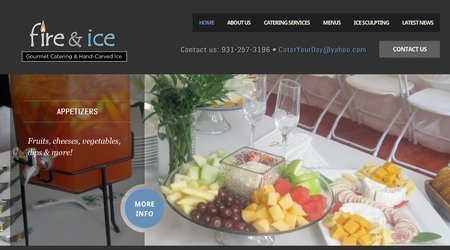 Fire & Ice Catering