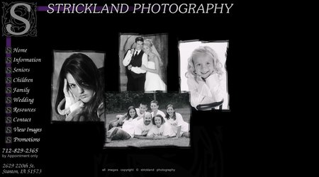 Strickland Photography