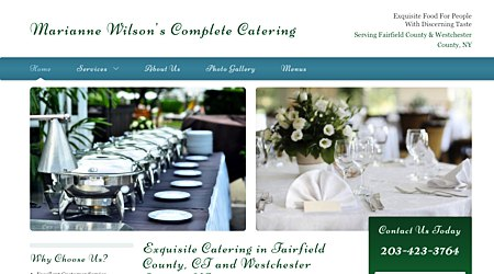 Marianne Wilson Catering