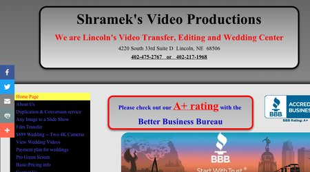 Shramek's Video Productions