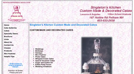 Singleton's Kitchen