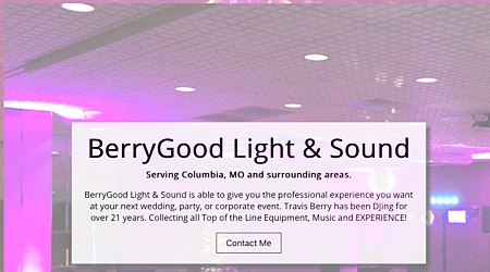 BerryGood DJ Services