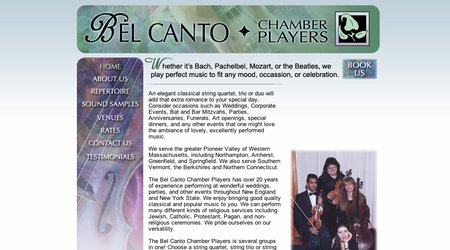Bel Canto Chamber Players