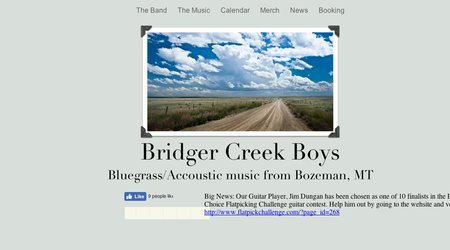 Bridger Creek Boys