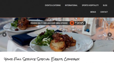 Focus Events & Catering