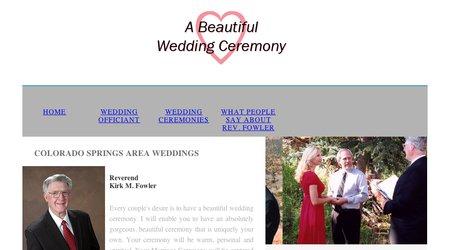 17 Wedding Officiants In Colorado Springs CO