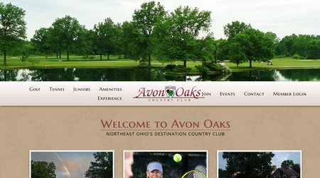 Avon Oaks Country Club