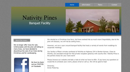 Nativity Pines Banquet Facility