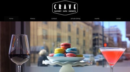 Crave Dessert Bar & Lounge