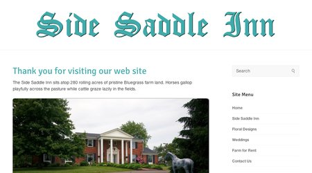 Side Saddle Inn Bed & Breakfast