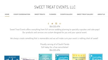 Sweet Treat Events