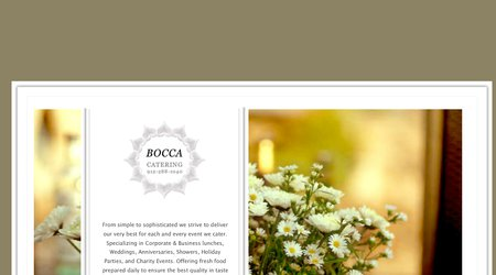 Bocca Catering