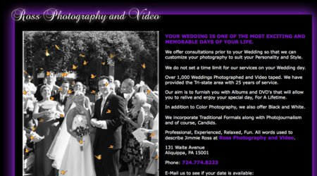 Ross Photography & Video