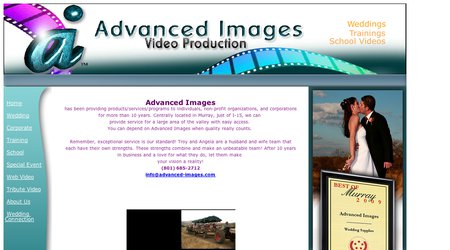 Advanced Images Video Production