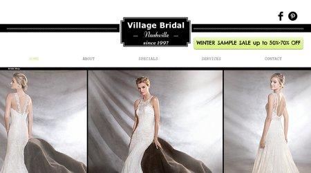Nashville Village Bridals