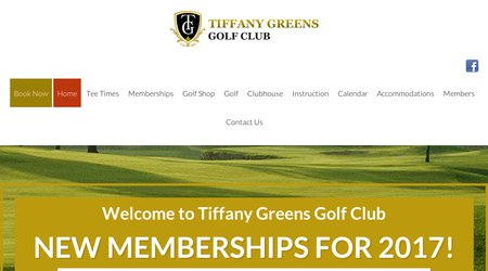 Tiffany Greens Golf Course