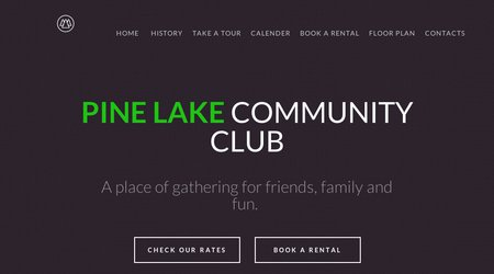 Pine Lake Community Club