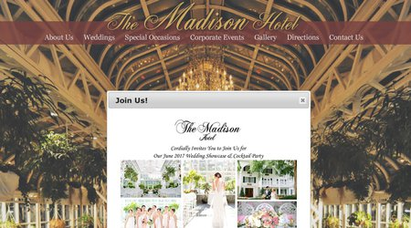 The Madison Hotel Weddings & Events