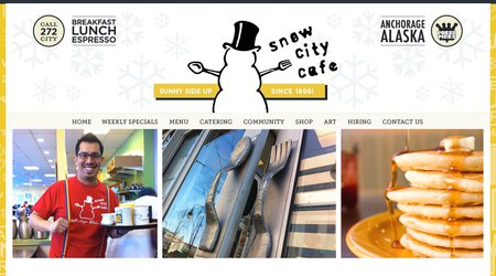 Snow City Cafe
