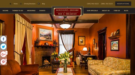 Downtown Historic Bed & Breakfast of Albuquerque