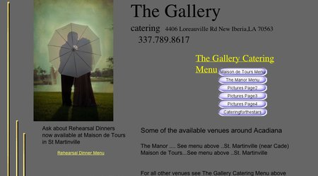 The Gallery Catering