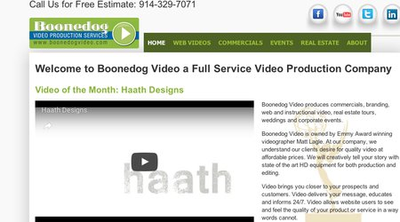 Boonedog Video